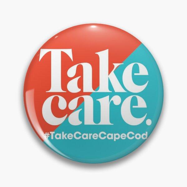 Take Care Logo  Pin