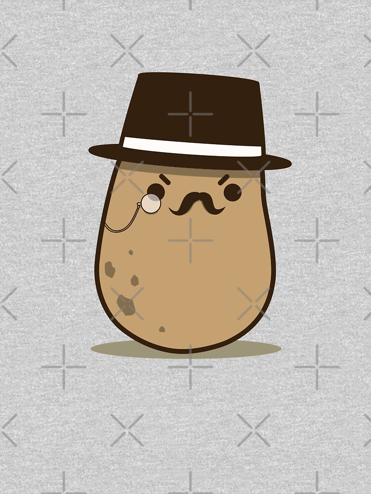 Sir Potato by clgtart
