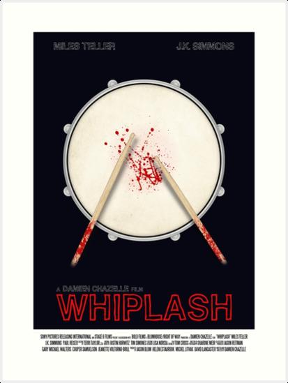 Image result for whiplash poster