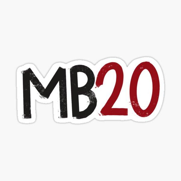 Matchbox Twenty - MB20 Sticker