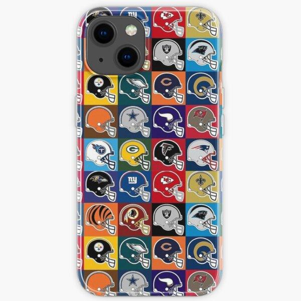 NFL USA iPhone Soft Case