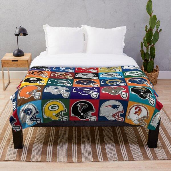 NFL USA Throw Blanket