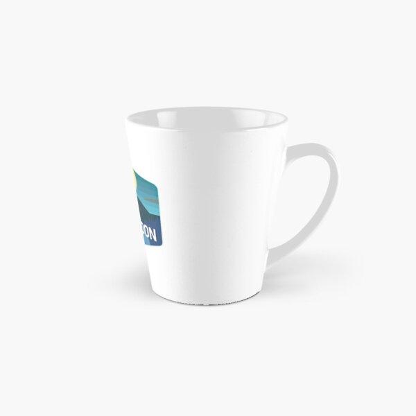 Mount Moon Tall Mug