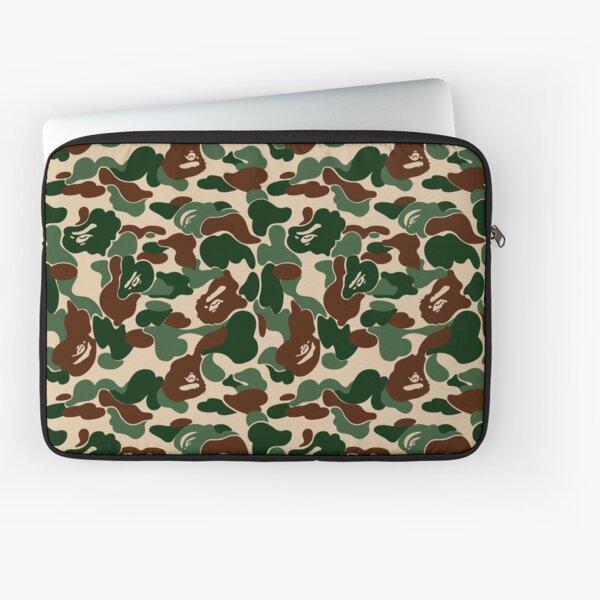 Bape Camo Army Laptop Sleeve