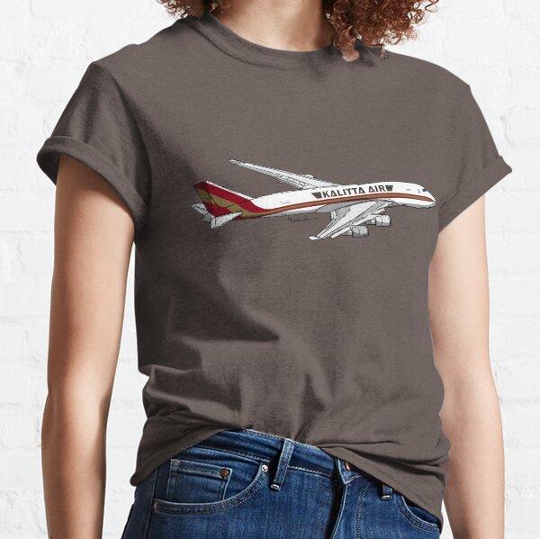 Boeing 747 Kalitta Air N744CK Classic T-Shirt