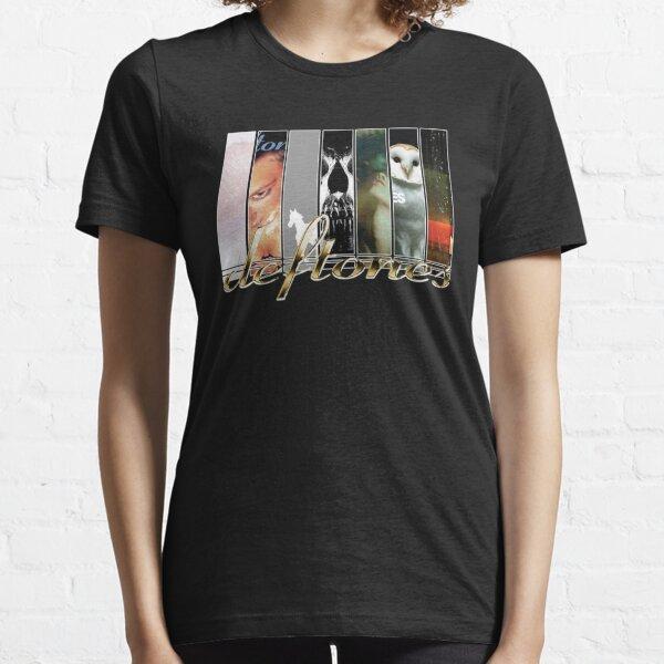 FULL DEFTONES Essential T-Shirt