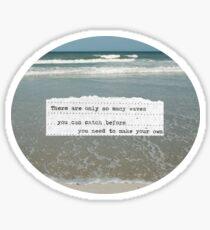 Seaside Sticker