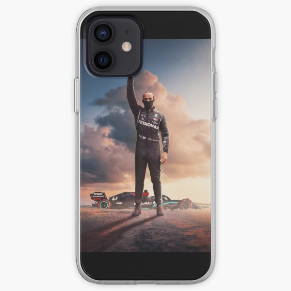 Lewis Hamilton Coque souple iPhone