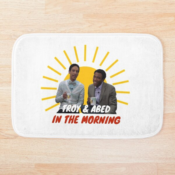 Troy and Abed in The Morning Bath Mat