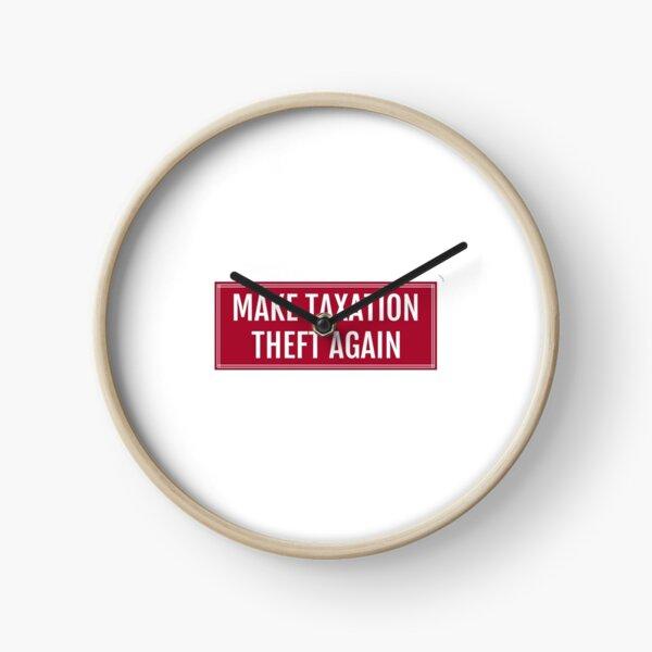 Grab It Fast - taxation Clock