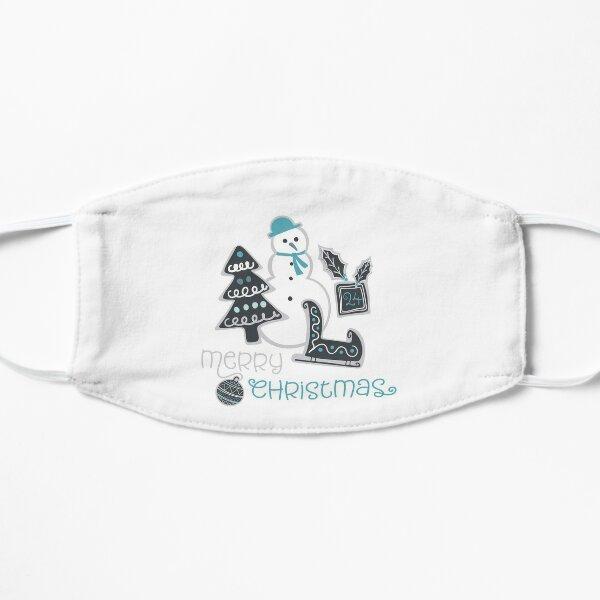 Merry Christmas boys Small Mask