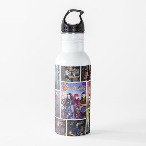 descendants collages Water Bottle