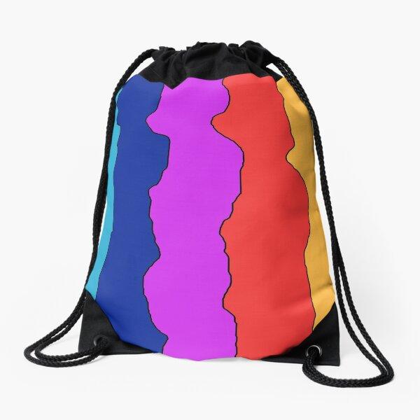 Colourfull Drawstring Bag