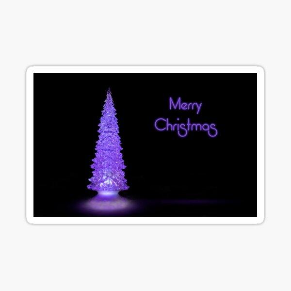 Merrry Christmas Sticker