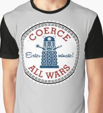 Coerce All Wars (dirty) Graphic T-Shirt