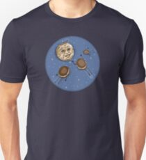 To The Moon, Pies! T-Shirt