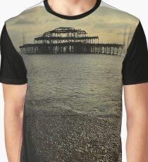 The West Pier Graphic T-Shirt