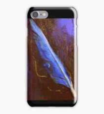 An Old Duck Quill iPhone Case/Skin