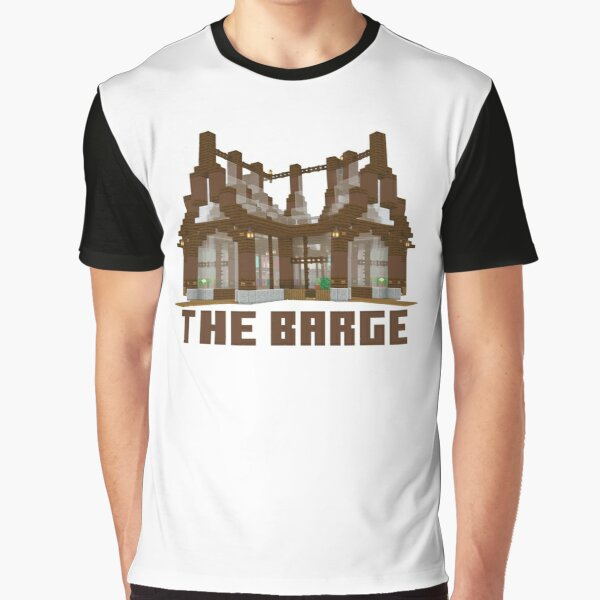 The Grian Barge Graphic T-Shirt