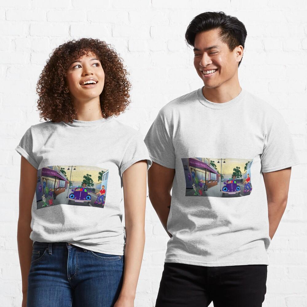 T-shirt classique «Bigflo et Oli»
