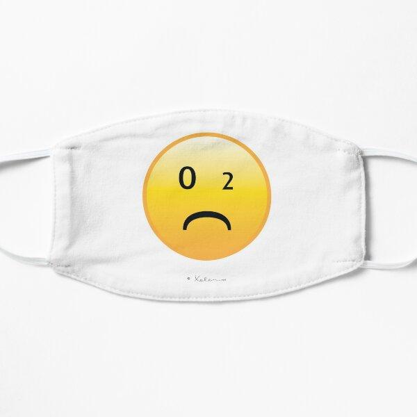 CO2- Smiley, Helen Berchtold  Flache Maske