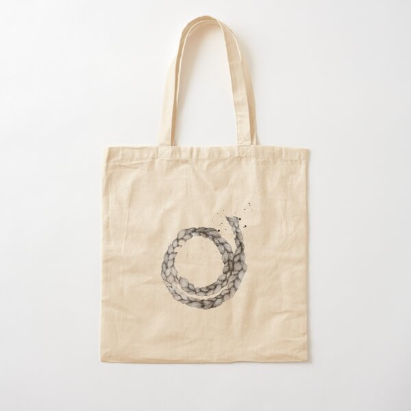 braid Cotton Tote Bag