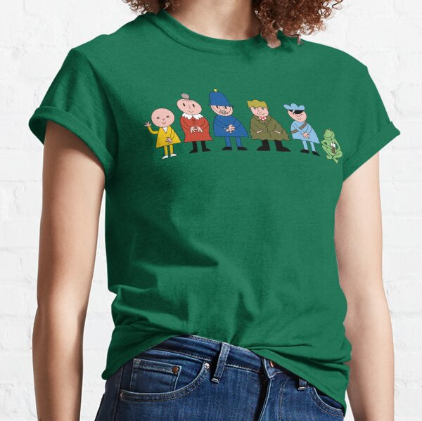 beebthings Bod and Friends Classic T-Shirt