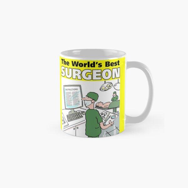 The World's Best Surgeon Classic Mug