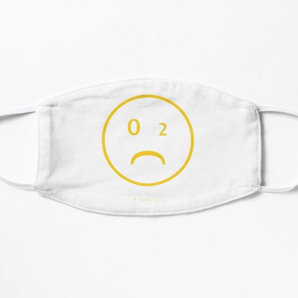 CO-2 Smiley yellow, Helen Berchtold  Flache Maske