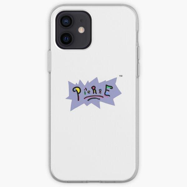 Grab It Fast - Piere iPhone Soft Case