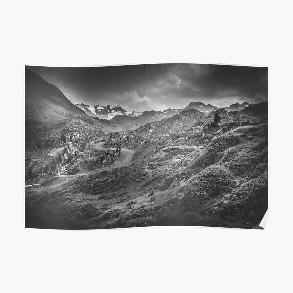 Mystische Alpen III Poster
