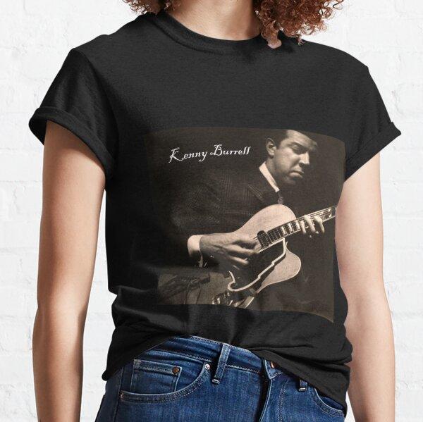 Kenny Burrell, Jazz Guitarist Classic T-Shirt