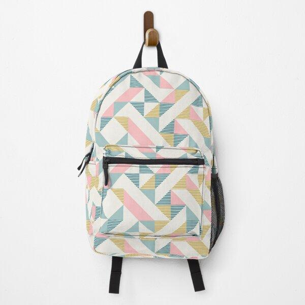 RETRO geometry 10 Backpack