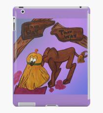 Broom Dog iPad Case/Skin