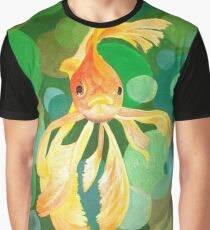 A Dream Is A Wish Your Carp Makes Graphic T-Shirt