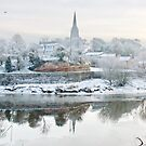 River Dee Chester  by AnnDixon