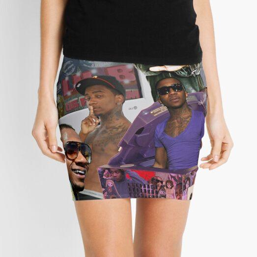Lil B BasedGod Mini Skirt