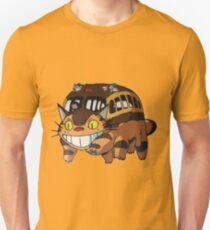 Cat Bus Totoro T-Shirt