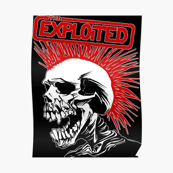 The Exploited Poster