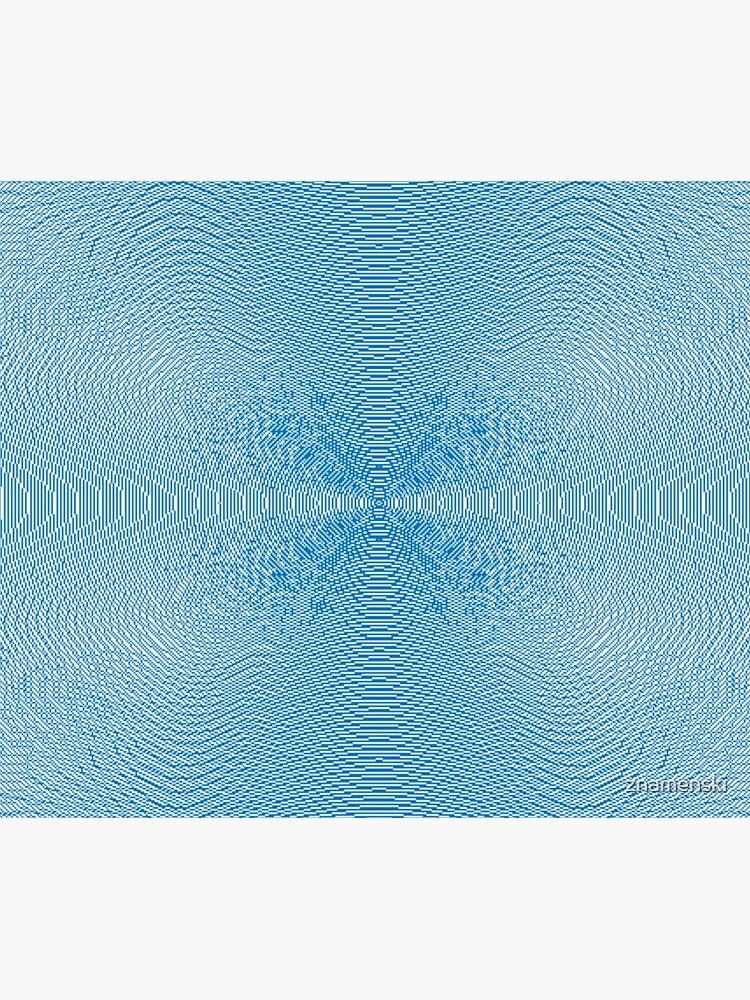 Blue Pattern by znamenski