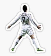 Pegatina Cristiano Ronaldo