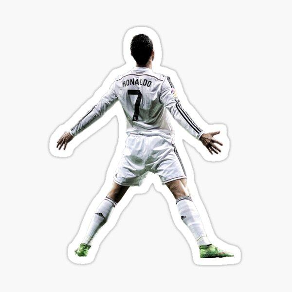 Cristiano Ronaldo Pegatina