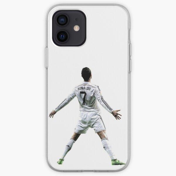 cristiano ronaldo  iPhone Soft Case