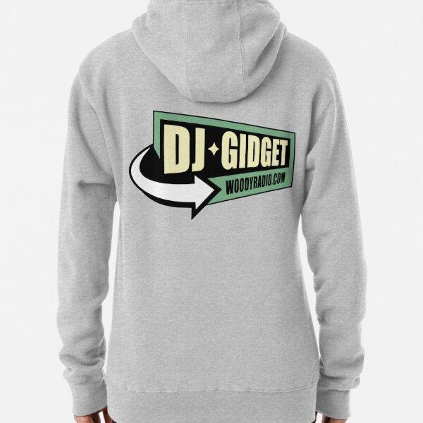 DJ Gidget Arrow Logo Pullover Hoodie