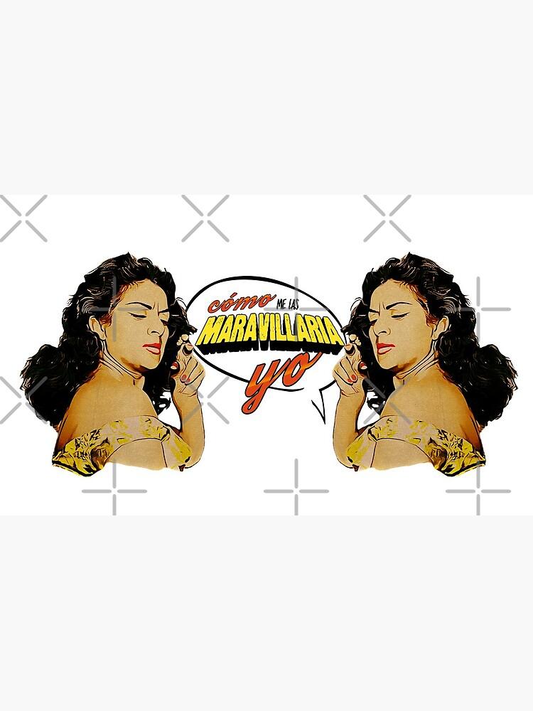 Lola Flores Cómo me las maravillaría yo Comics Vintage Modelo 2 de danimota