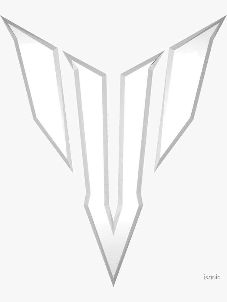 Yamaha MT FZ Logo by isonic