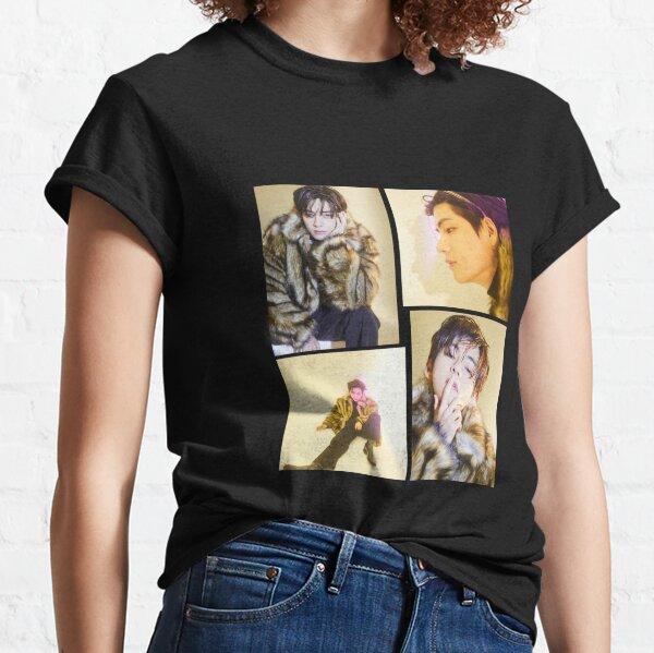 Bts Taehyung weverse magazine Vcut aesthetic  Classic T-Shirt