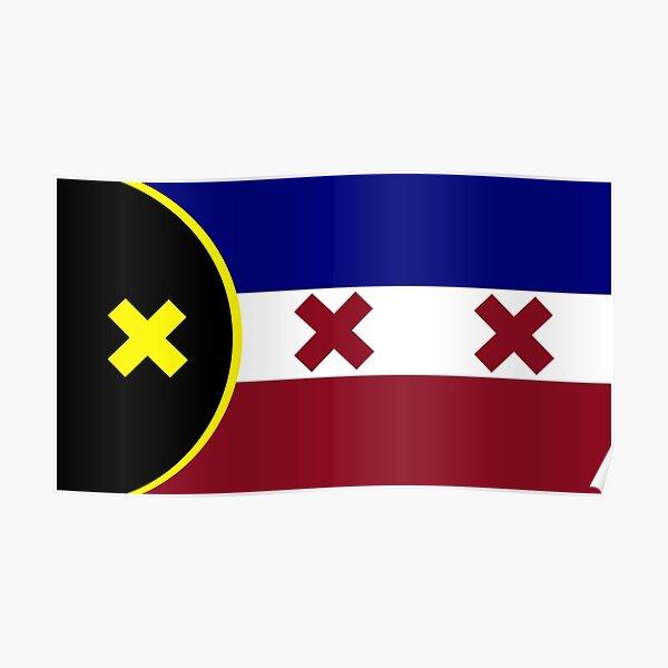 lmanberg flag Poster