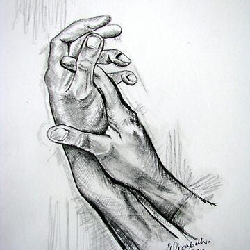Hand in hand by Happyart