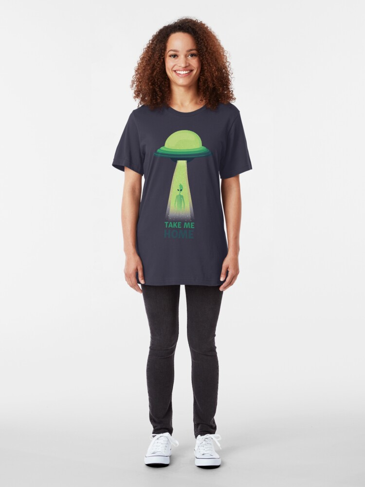 Alternate view of Take Me Home Slim Fit T-Shirt